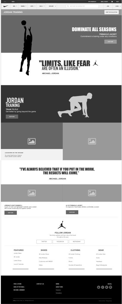 nike_jordan page